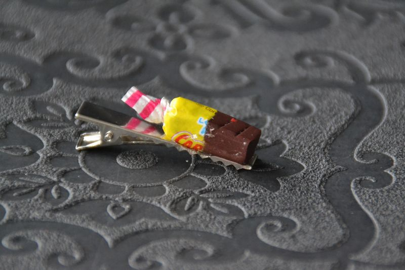 Confiserie au caramel