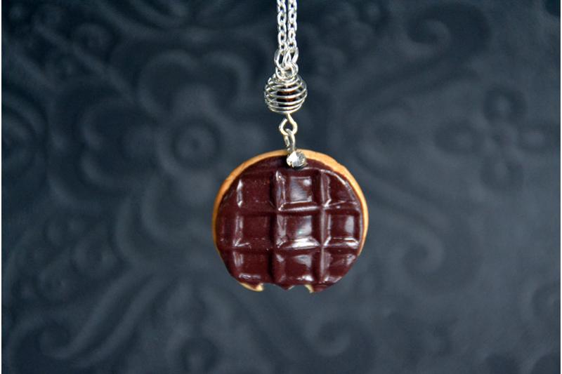 Biscuit au chocolat