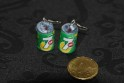Les Canettes de soda