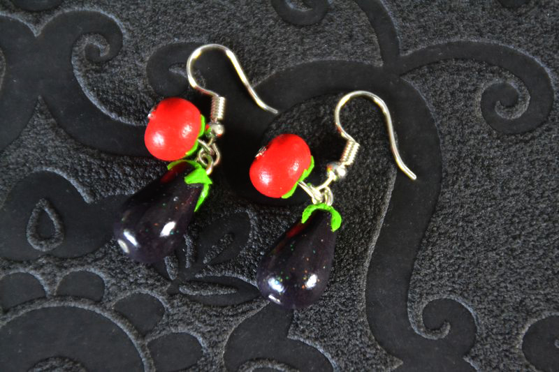 Aubergine-tomate